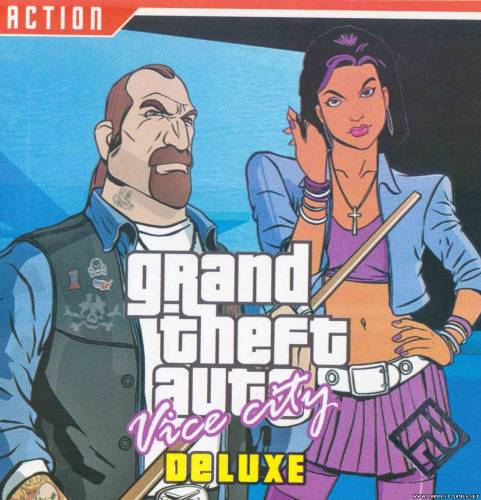 GTA Vice City - Deluxe (2004) PC