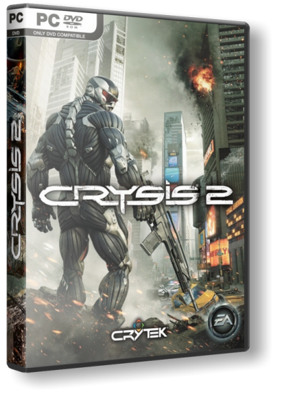 Crysis 2 (v1.0/v1.1) [Multiplayer] [2011 / Русский]
