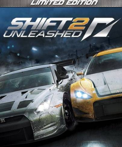 Need for Speed: Shift 2 Unleashed. Limited Edition