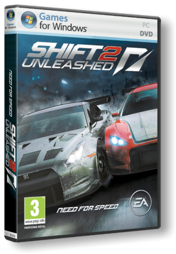 Shift 2 Unleashed (Rus/2011) RePack (R.G.LinkOFF)