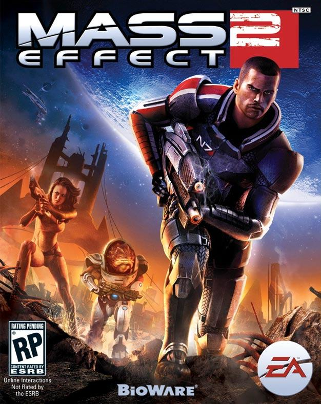 Mass Effect 2: Gold Edition [2011] Torrents-games