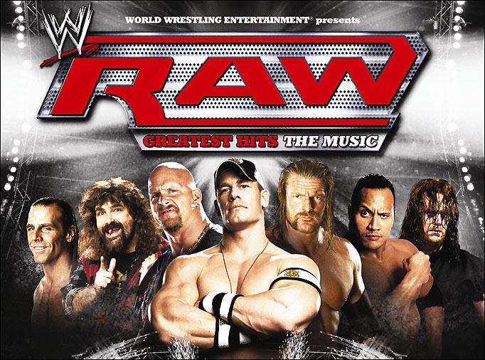 WWE RAW Total Edition [RePack] [ENG / ENG] (2008)