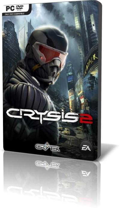 Crysis 2 Launcher Edition + Tweaker(Настр. графики)