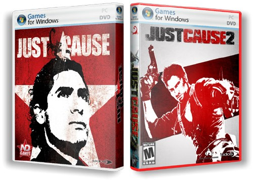 Just Cause - Дилогия (2010) PC | RePack от R.G. ReCoding