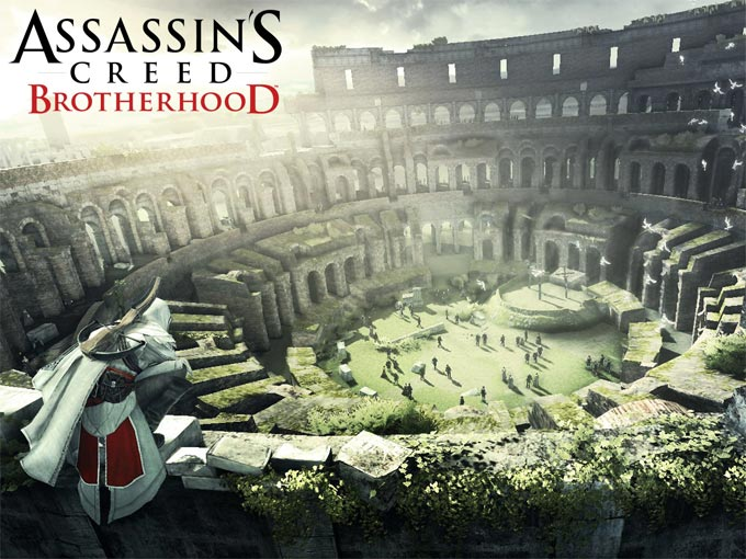 Assassin's Creed: Brotherhood - DLC Da Vinci Disappearance + 4 Armors Unlocker [2011 / Русский]