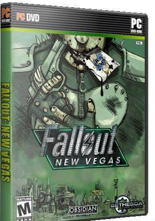 Fallout: New Vegas + Dead Money (2011) PC RePack от TG