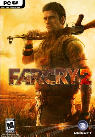 Far Cry 2 PC + 36 модов